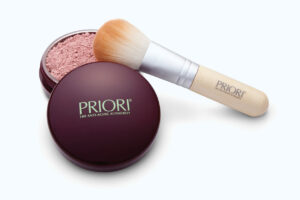 Priori CoffeeBerry 100% natural makeup