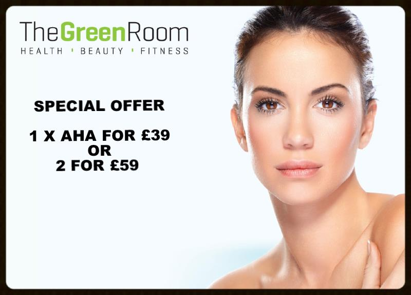 Special Offers AHA Facial Peel